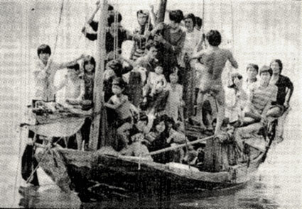 the importance of the vietnamese boat people to canada Vietnamese and sino-vietnamese boat people cambodians fleeing after the fall  of the  an important social and cultural role for a number of canadians of.