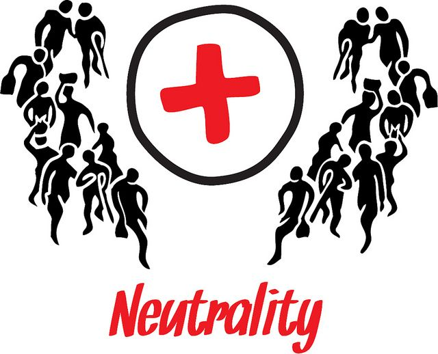 Red Cross Neutrality
