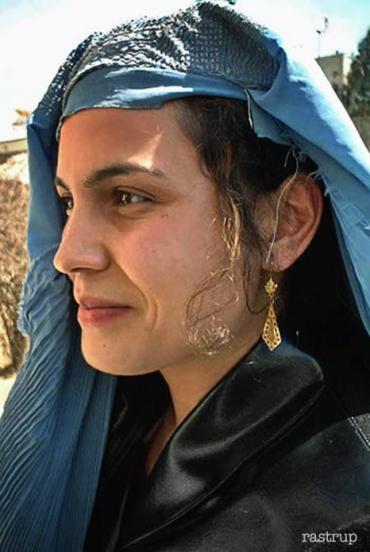 burka-pige