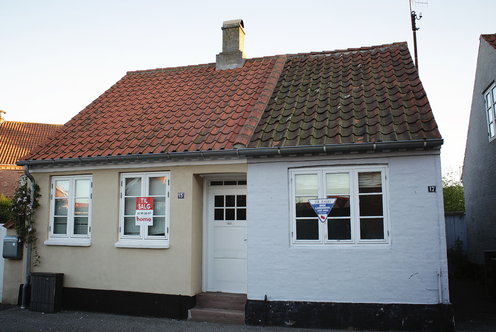 Mindste hus Nexø